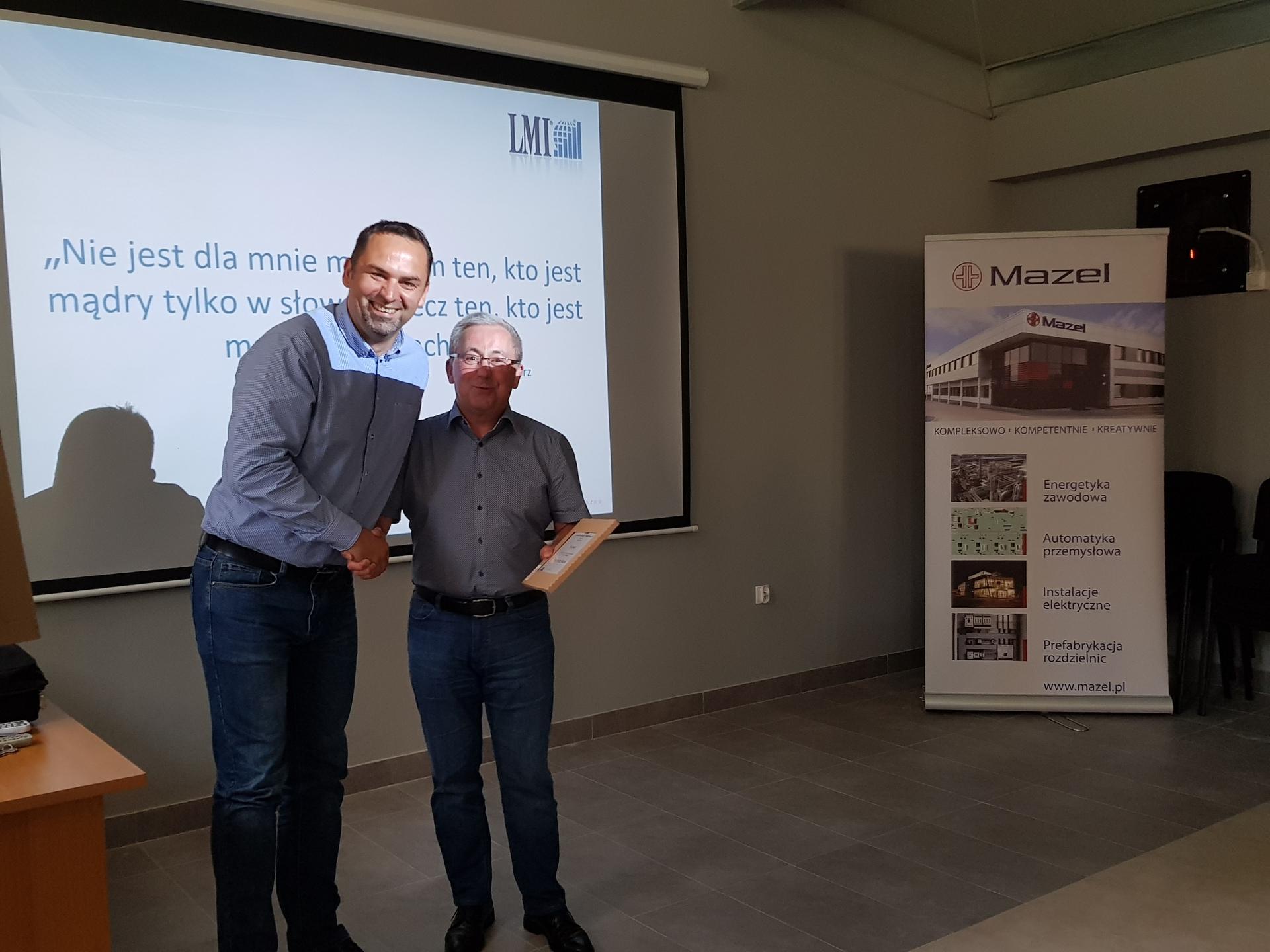 mazel integracja szkolenie 2018