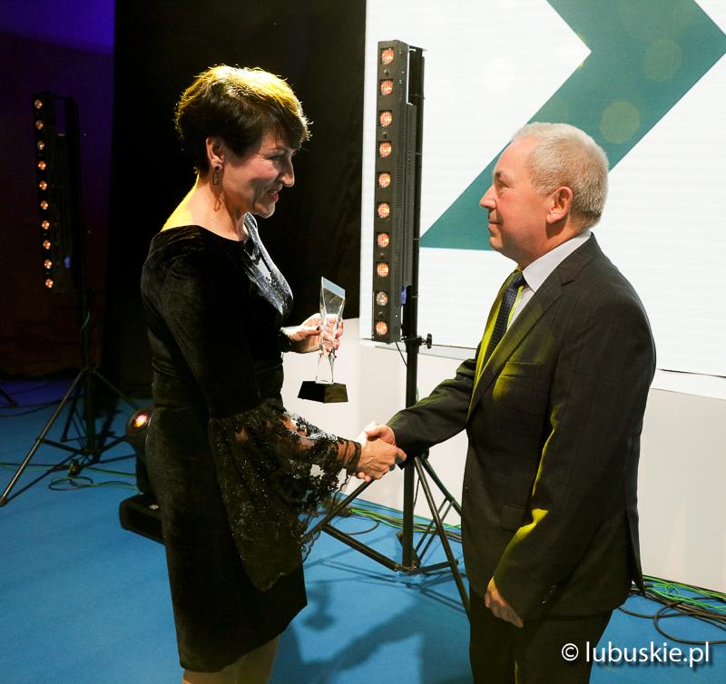 kongres gospodarczy lubuskie 2018 nagrody gospodarcze mazel