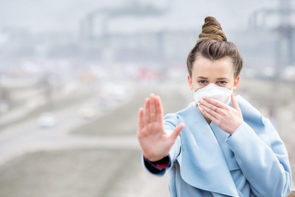 smog w polsce