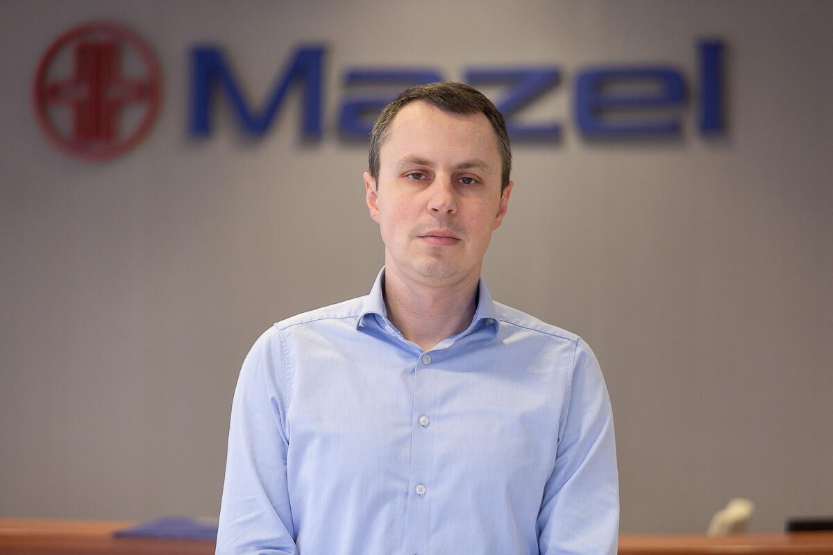 Tomasz Koziołkowksi Mazel