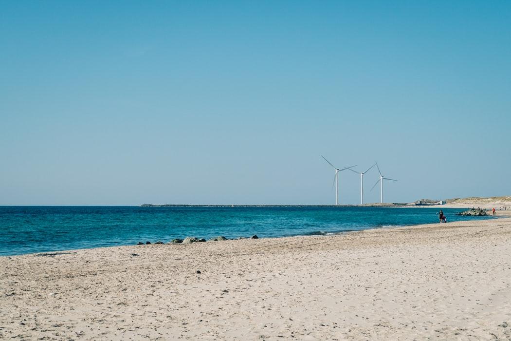 polskie farmy wiatrowe na bałtyku